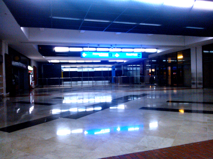 Pintu Kedatangan Terminal D1