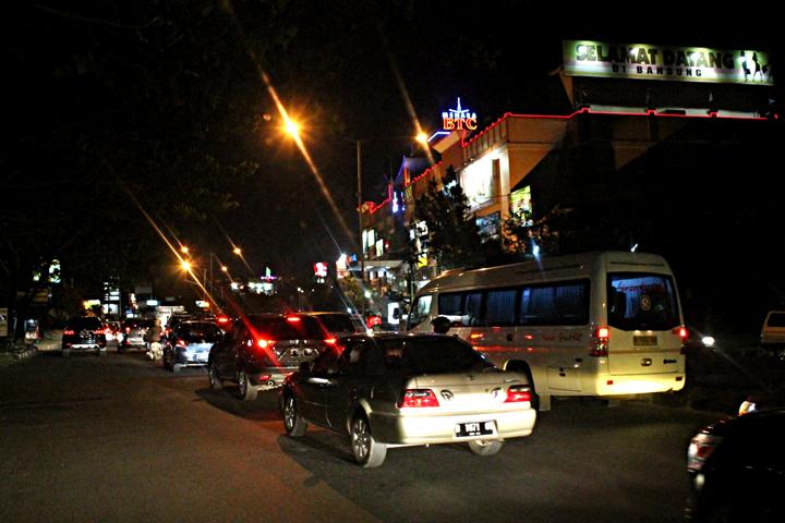 Selamat datang di Kota Bandung