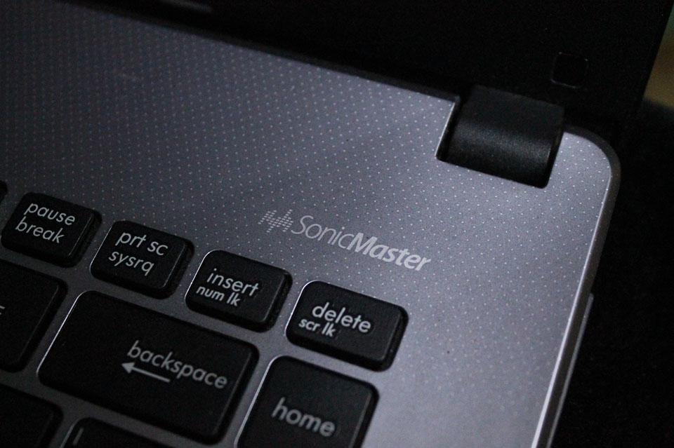 Tehnologi Audio Sonic Master, yang  membuai pendengaran kami sekeluarga