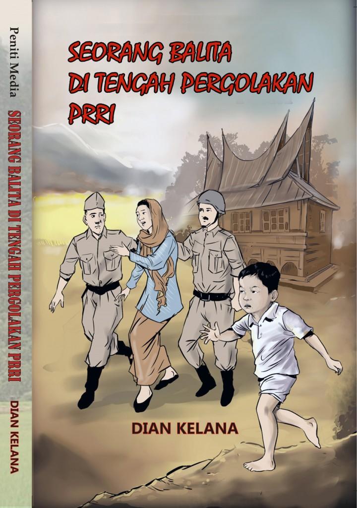 Novel Seorang Balita di Tengah Pergolakan PRRI